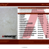 BLANCA PINAR ® Limestone Technical sheet